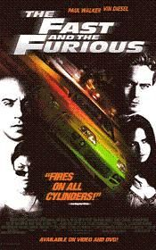 DVD FILM THE FAST AND THE FURIOUS 1