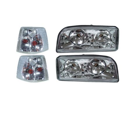 LAMPESATS STYLING HOVEDLAMPER OG BLINK 850-95-97 CROM