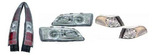 TILBUDSPAKKE V70-97-00 LAMPER FORAN OG BAK STYLING CS
