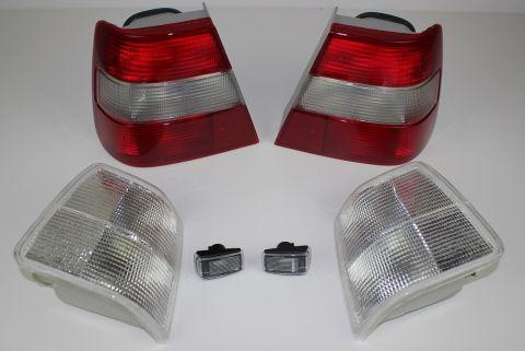 TILBUDSPAKKE 940 SEDAN (4D) og 960 SEDAN >94 6STK LAMPER