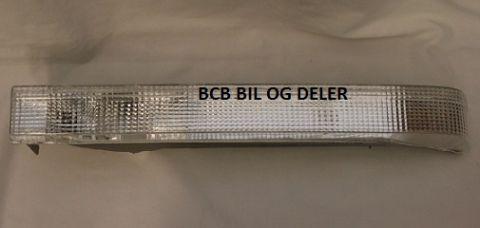 BLINK/PARK LAMPE Under HOVEDLAMPE .USA 740>89 venstre side