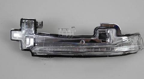 Blinklampe i speil  V40, S60, V60, S80, V70 XC70, venstre