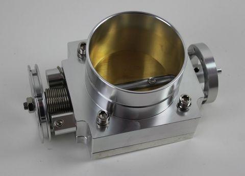 Spjellhus / gass spjell 80mm.  Billet
