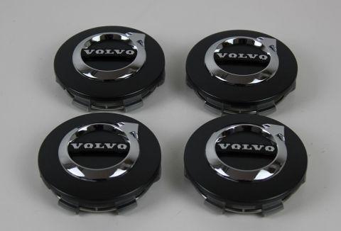 Senterkopp Volvo mange modeller der 64mm. koskgrå sett