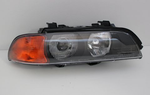 HOVEDLAMPE XENON H/S BMW E39  96-04MOD D2S+HB3 PÆRER