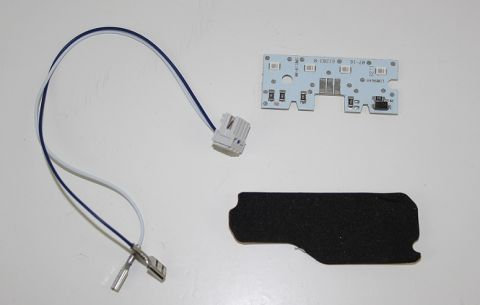 Diodebrygge/led lamper til baklamper V70/XC70 2005-2007