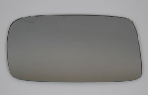 Speilglass erstatning som kan limes utenpå sprekt gammelt HS