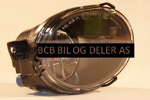 SPOILERLAMPE/FOGLAMP VOLVO XC60 2009> C70,C30 -10> Høyre