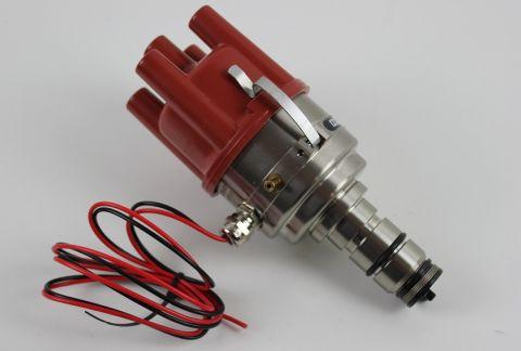 Fordeler B18/B20 stiftløs/elektonisk type 123