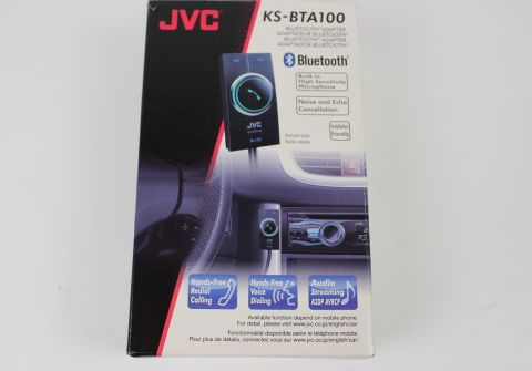 JVC BLUETOOTH ADAPTER