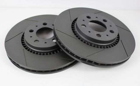 BREMSESKIVE FORAN SLISSA Graphite S60,S80,V70-1999>305mm