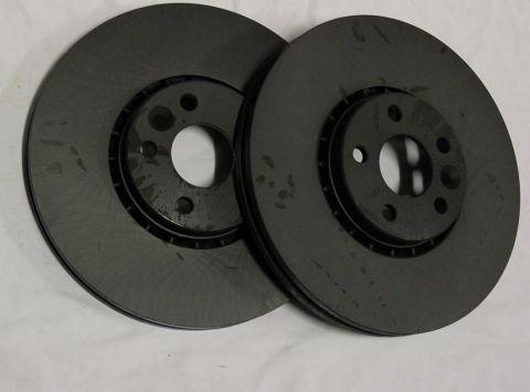 Bremseskive foran Volvo XC60 328MM Graphite 31277342