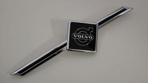 """Grill emblem Volvo 940(960>94) og740/760 med """"940""""ikke turbo"""