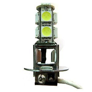 LYSPÆRE X-D LIGHT H3 LED FOR FOGLAMPS 1PC - WITHOUT RESISTOR
