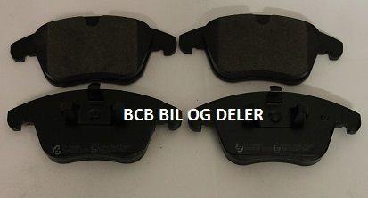 BREMSEKLOSSER FORAN TIL VOLVO XC70,V70,S80,S60,V60 SE INFO