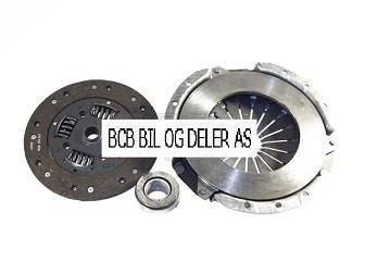 CLUTCH disk, lammel og lager Volvo 200/700 B27/28-80>86 V6