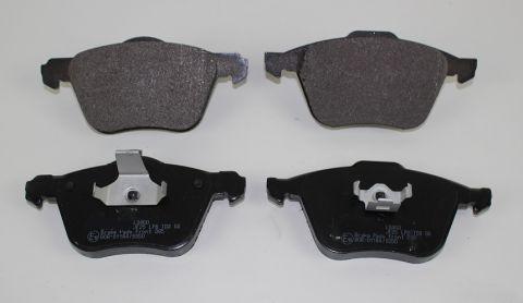 BREMSEKLOSSER  SETT FORAN VOLVO XC90 03> 316/320mm skive