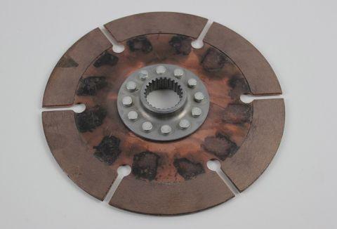 Sinter race clutchlamell  184mm  26 splins/28mm  T101/T10