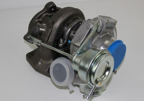 "TURBO ""T19"" FABRIKKNY VOLVO TD04HL-19T  LES INFO:"
