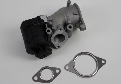 EGR-ventil V70III,S80II,V50,C30;C70,S40 2,0diesel