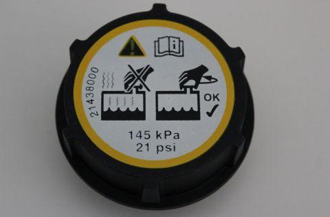 LOKK PÅ RADIATOR VOLVO V70 S60 80 XC60 M.M.