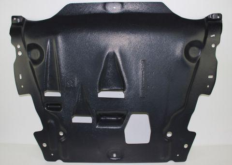 Plate under motor S60II,V60,S80II,V70III,XC70III,XC60 5-6