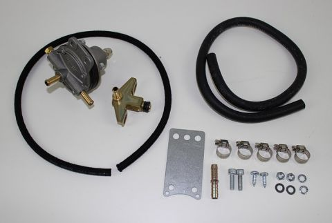 BENSINTRYKKREGULATOR PROGRESIV TIL TURBO 200/700/900