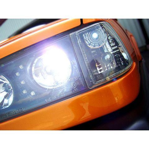 XENON KONVERTERINGSSATS FOR 2STK H7 LAMPER