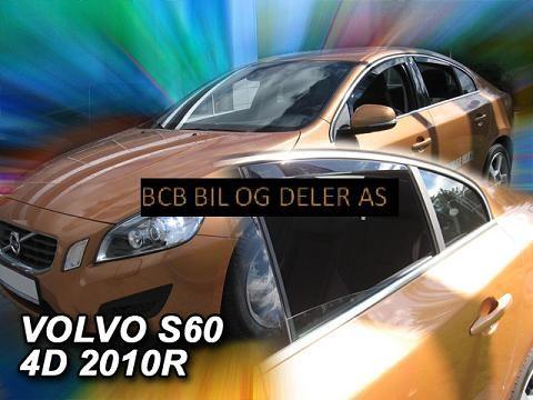 VINDAVISERE SATS FOR OG BAKDØRER S60 2010>>