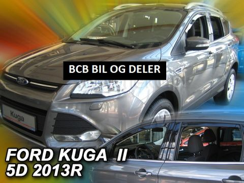 VINDAVVISERE FORD KUGA II 5D 2012>>  SETT FOR 4 DØRER