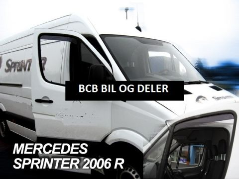 VINDAVVISERE MERCEDES SPRINTER  OG VW CRAFTER  06.2006>>