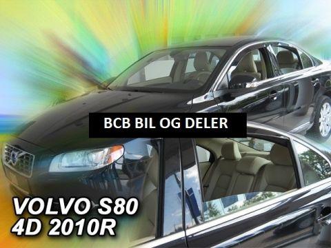 VINDAVVISERE VOLVO S80 2006>16 SETT FOR 4 DØRER