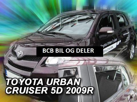 VINDAVVISERE TOYOTA URBAN CRUISER 5D 2009>> SETT FØR 4 DØRER