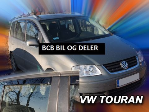 VINDAVVISERE VW TOURAN 5dørs 03/2003>>>  FOR 4 DØRER