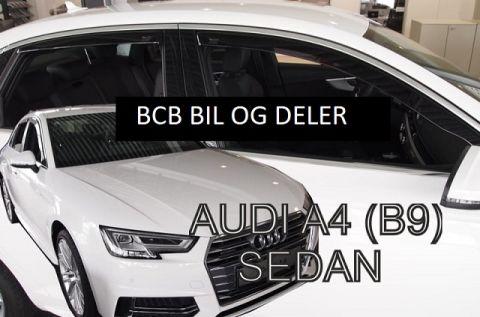 Vindavvisere Audi A4(B9) 4D Sedan 2016->>  sett 4 stk