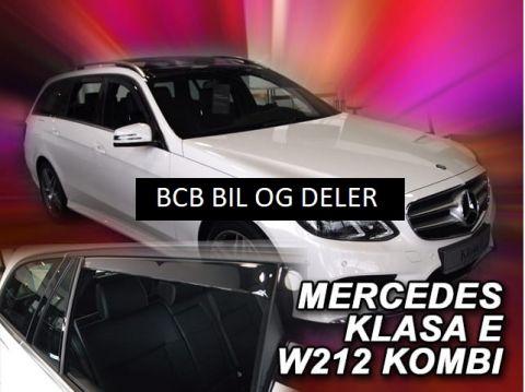 Vindavvisere MB E W212 5D STV 2009-2016 sett 4 stk