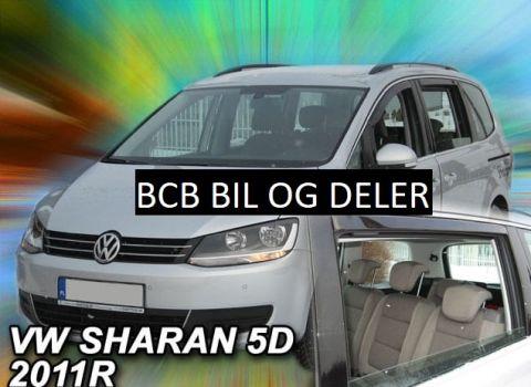 Vindavvisere VW Sharan/Seat Alhambra 5Dørs 2010>> sats 4 stk