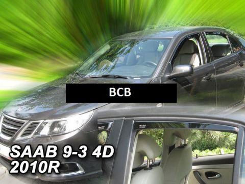 VINDAVISERE SAAB 9-3 09mnd 02 > 2012 sett 4 dører