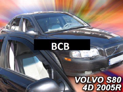 VINDAVISERE VOLVO S80 98-05  KUN FORAN