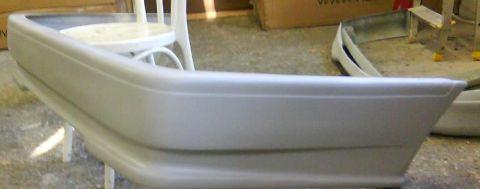 STYLING BAKDEL 240/260 NY TYPE GLASSFIBER