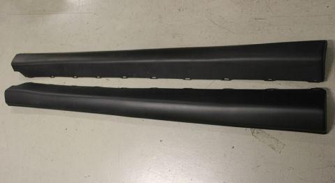 Styling sideskjørt addon/Dyre 700/900 sett Abs plast