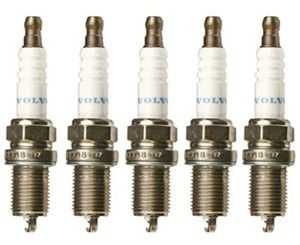 TENNPLUGGSETT FLESTE 5SYL 850,S/C/V70,S60,S80  TURBO