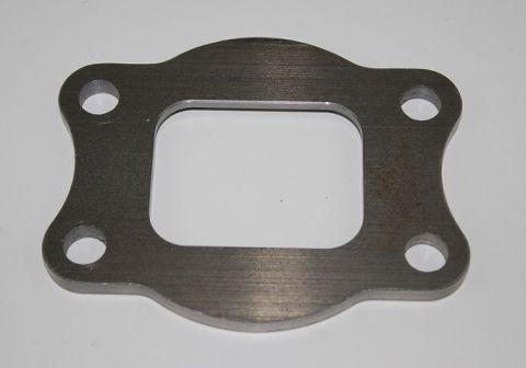 Adapter til å utjevne førhøyning mellom turbo og manifoil T3