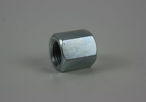 Bremse nippel mutter type M10x1 kon mot rør  pris stk