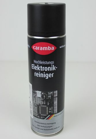 ELEKTRONIKK RENGJØRER SPRAY BOKS 500ML