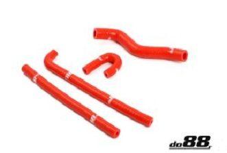 SAAB 9-3ss/sc 03-09 rød Magnetventil & vevvent slanger
