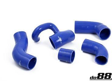 Volvo 850/S70/V70 Turbo 94-98 blå Intercooler slanger