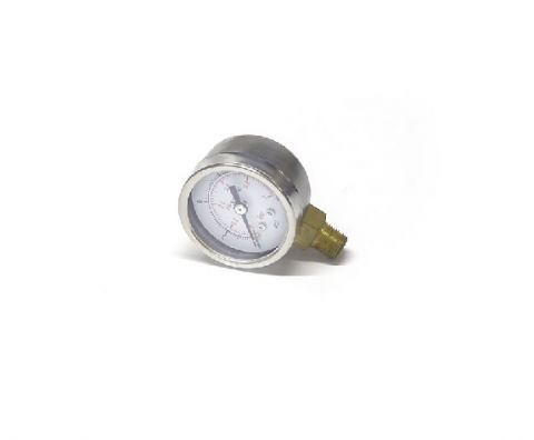 MANOMETER BENSINTRYKK 0-1Bar UNIVERSAL