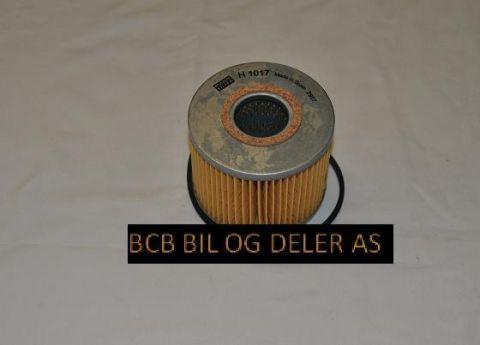 OLJEFILTER B16 >>1962     erstatter 51204, 551304, 403984