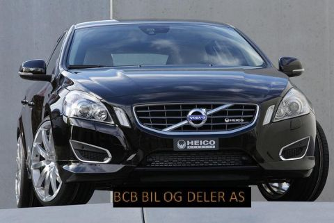 STYLING FRONTLEPPE/SPLITTERS S60/V60 2010-2013